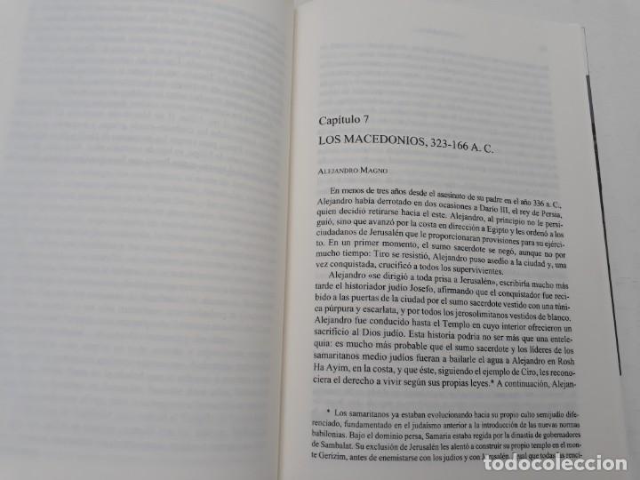 Libros de segunda mano: JERUSALÉN, LA BIOGRAFÍA, AUTOR: SIMÓN SEBAG MONTEFIORE (ED. CRITICA, PRIMERA EDICIÓN 2011) - Foto 6 - 185714495