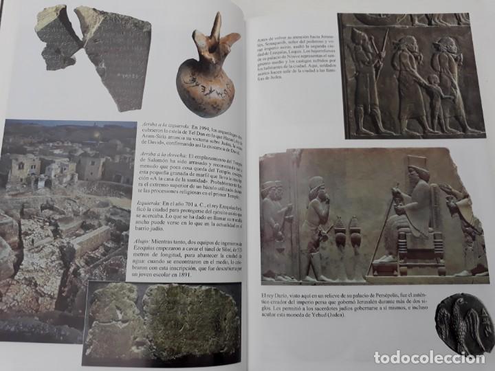 Libros de segunda mano: JERUSALÉN, LA BIOGRAFÍA, AUTOR: SIMÓN SEBAG MONTEFIORE (ED. CRITICA, PRIMERA EDICIÓN 2011) - Foto 7 - 185714495