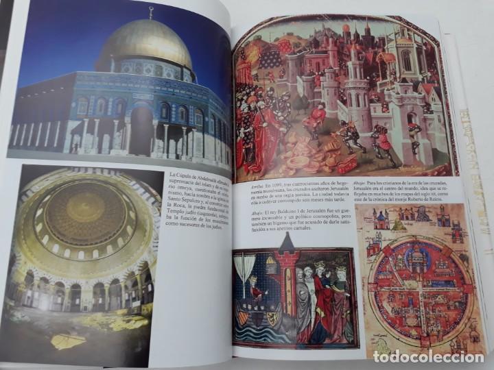 Libros de segunda mano: JERUSALÉN, LA BIOGRAFÍA, AUTOR: SIMÓN SEBAG MONTEFIORE (ED. CRITICA, PRIMERA EDICIÓN 2011) - Foto 8 - 185714495