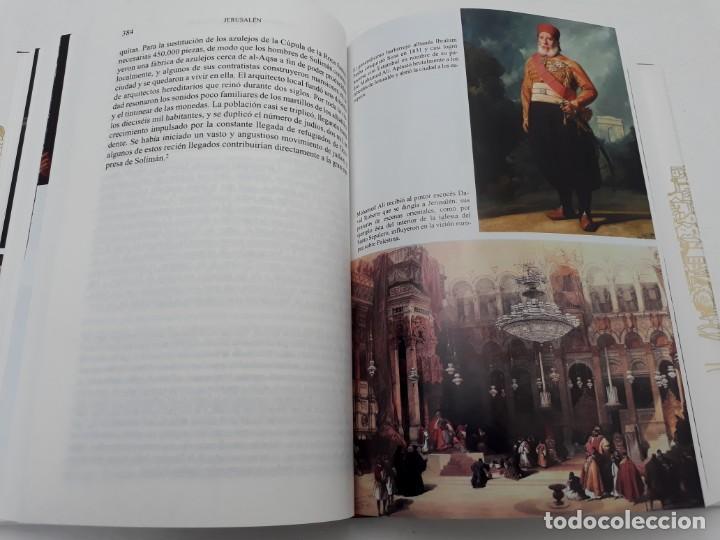 Libros de segunda mano: JERUSALÉN, LA BIOGRAFÍA, AUTOR: SIMÓN SEBAG MONTEFIORE (ED. CRITICA, PRIMERA EDICIÓN 2011) - Foto 9 - 185714495