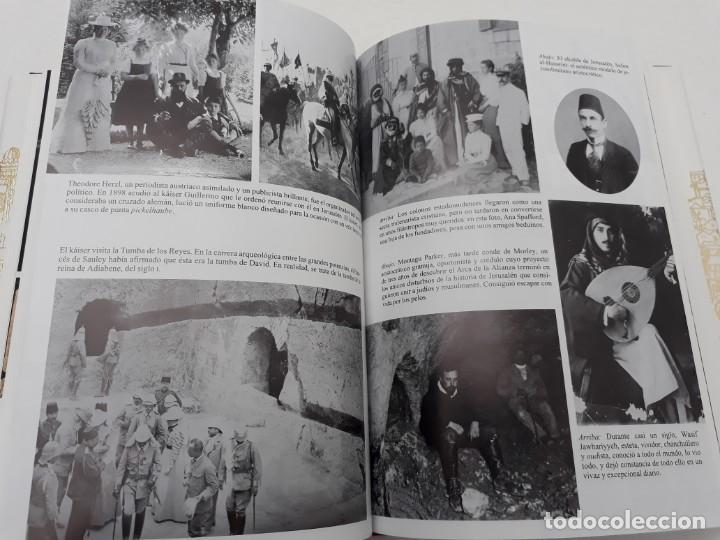 Libros de segunda mano: JERUSALÉN, LA BIOGRAFÍA, AUTOR: SIMÓN SEBAG MONTEFIORE (ED. CRITICA, PRIMERA EDICIÓN 2011) - Foto 10 - 185714495