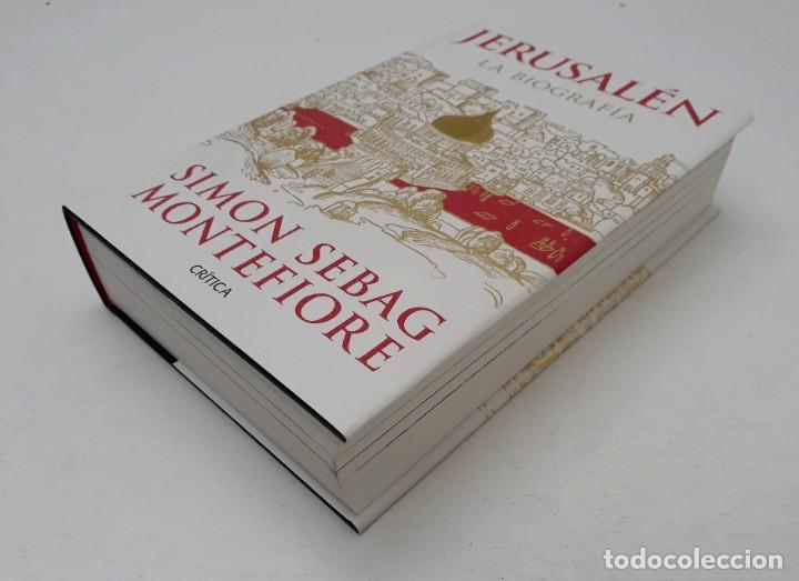 Libros de segunda mano: JERUSALÉN, LA BIOGRAFÍA, AUTOR: SIMÓN SEBAG MONTEFIORE (ED. CRITICA, PRIMERA EDICIÓN 2011) - Foto 19 - 185714495