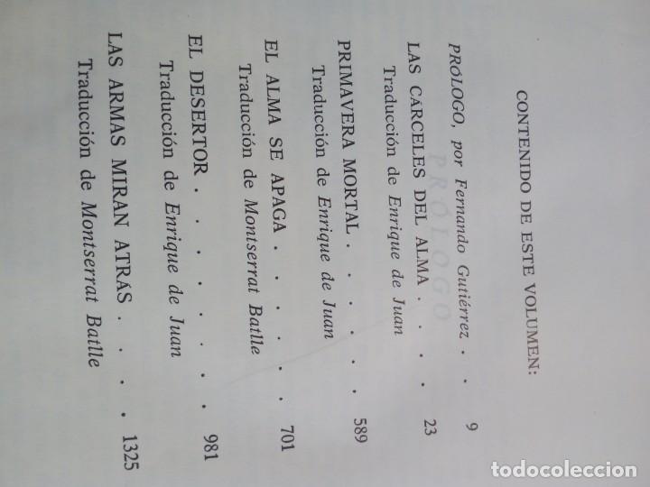Libros de segunda mano: OBRAS SELECTAS DE EDITORIAL PLANETA CON ESTUCHE 4 TOMOS - Foto 10 - 185732350