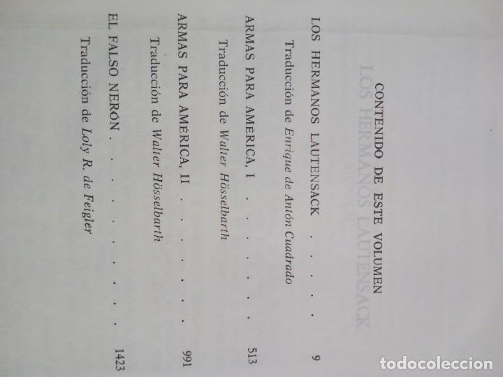 Libros de segunda mano: OBRAS SELECTAS DE EDITORIAL PLANETA CON ESTUCHE 4 TOMOS - Foto 12 - 185732350