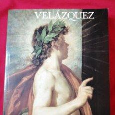 Libros de segunda mano: VELAZQUEZ. PINTURA DOMINGUEZ ORTIZ. ALFONSO E. PEREZ SANCHEZ, JULIAN GALLEGO. ARTE. Lote 185750052