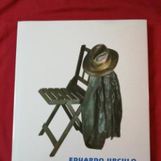 Libri di seconda mano: ARTE. EDUARDO URCULO. EL VIAJERO, LA CIUDAD Y EL EQUIPAJE. OVIEDO. ASTURIAS. Lote 254120660