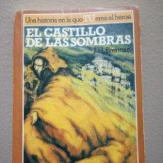 Libros de segunda mano: EL CASTILLO DE LAS SOMBRAS - LA BÚSQUEDA DEL GRIAL - LIBRO JUEGO ALTEA JUNIOR. Lote 185774151