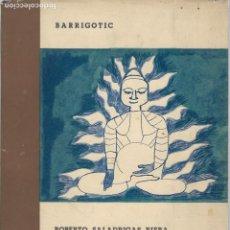 Libros de segunda mano: ROBERTO SALADRIGAS RIERA NOTAS DE UN VIAJE BARCELONA 1965. Lote 185878013