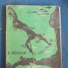 Livres d'occasion: ABC DE LA PESCA SUBMARINA. Lote 185878766