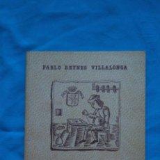Libros de segunda mano: LOS ZAPATEROS DE LLOSETA. Lote 185893365