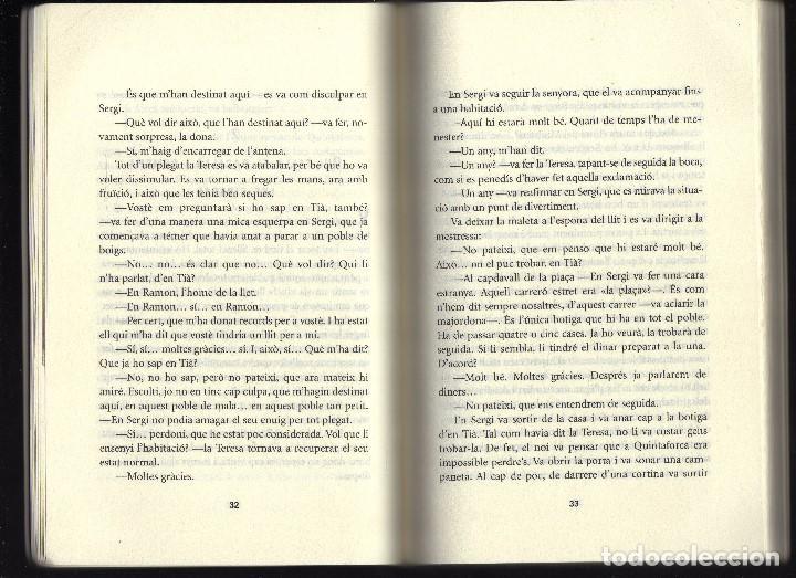 Libros de segunda mano: EL MISTERI DE QUINTAFORCA POR XAVIER FÀBREGA Y RAMON HOMS - 5ª edición: Septiembre, 2008 - - Foto 3 - 185912203