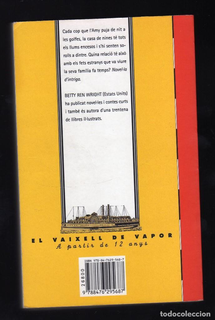 Libros de segunda mano: ASSASSINAT A LA CASA DE NINES POR BETTY REN WRIGHT - ILUSTRACIONES DE FERRAN VERDAGUER - - Foto 2 - 185917277