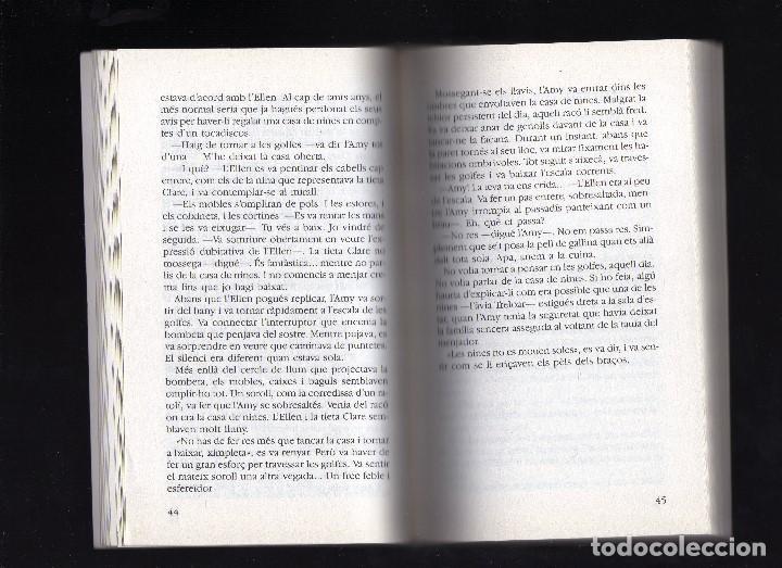 Libros de segunda mano: ASSASSINAT A LA CASA DE NINES POR BETTY REN WRIGHT - ILUSTRACIONES DE FERRAN VERDAGUER - - Foto 4 - 185917277