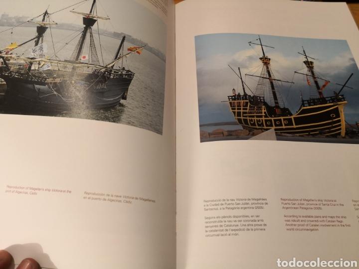 Libros de segunda mano: Descubierta I conquesta catalana D, América una historia reescrita pels castellans Enric Guillot - Foto 4 - 185934017