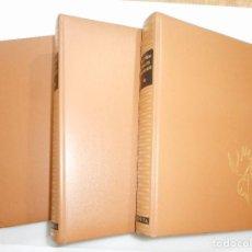 Libros de segunda mano: PIERRE -PAUL GRASSÉ LA VIDA DE LOS ANIMALES (3 TOMOS) Y97391 . Lote 185969022