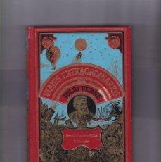 Libros de segunda mano: JULIO VERNE - VIAJES EXTRAORDINARIOS - LA VUELTA AL..... - CLUB INTERNACIONAL DEL LIBRO 1982. Lote 185990046