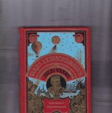 Libros de segunda mano: JULIO VERNE - VIAJES EXTRAORDINARIOS - LA ISLA MISTERIOSA II... - CLUB INTERNACIONAL DEL LIBRO 1982. Lote 185990336