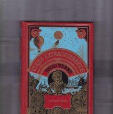 Libros de segunda mano: JULIO VERNE - VIAJES EXTRAORDINARIOS - LA ESFINGE... - CLUB INTERNACIONAL DEL LIBRO 1982. Lote 185990437