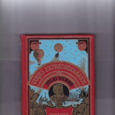 Libros de segunda mano: JULIO VERNE - VIAJES EXTRAORDINARIOS - DOS AÑOS DE.... - CLUB INTERNACIONAL DEL LIBRO 1982. Lote 185990918