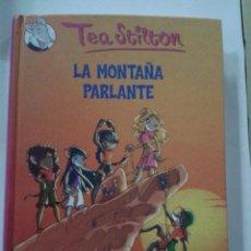 Libros de segunda mano: TEA STILTON 2: LA MONTAÑA PARLANTE. Lote 185991370