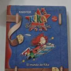 Libros de segunda mano: EL MUNDO DE KIKA - KIKA SUPERBRUJA. Lote 185991611