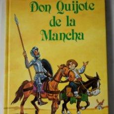Libros de segunda mano: DON QUIJOTE DE LA MANCHA. MIGUEL DE CERVANTES.. Lote 185994670