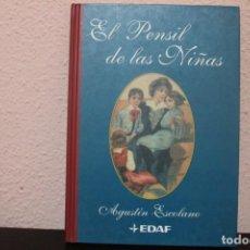 Libros de segunda mano: EL PENSIL DE LAS NIÑAS EDITORIAL EDAF. Lote 185994745