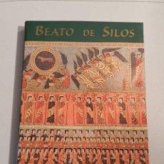 Libros de segunda mano: LIBRO DE ESTUDIOS DEL FACSIMIL DE BEATO DE LIÉBANA, CÓDICE DE SILOS – EDITORIAL MOLEIRO - VVAA .. Lote 242827740