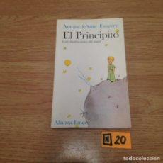 Libros de segunda mano: EL PRINCIPITO. Lote 186011616