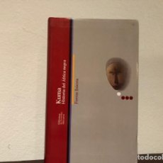 Libros de segunda mano: KUMA. HISTORIA DEL AFRICA NEGRA. FERRAN INIESTA. BIBLIOTECA DE ESTUDISOS AFRICANOS. ED. BELLATERRA. Lote 186023706