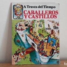Libros de segunda mano: CABALLEROS Y CASTILLOS, SM PLESA. Lote 186024952