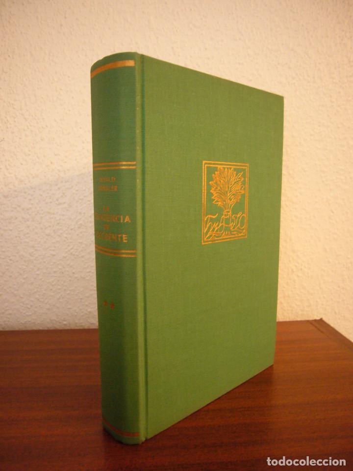 Libros de segunda mano: OSWALD SPENGLER: LA DECADENCIA DE OCCIDENTE I Y II. OBRA COMPLETA (ESPASA-CALPE) - Foto 7 - 186240422