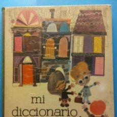Libros de segunda mano: MI DICCIONARIO ILUSTRADO. EDITORIAL JUVENTUD. Lote 186285362