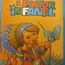 Livres d'occasion: EL PINTOR INFANTIL. EL CACIQUE. EDICIONES CUENTICOLOR S.A.. Lote 186286867