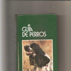 Libros de segunda mano: 215. GINO PUGNETTI. GUIA DE PERROS. Lote 186419385