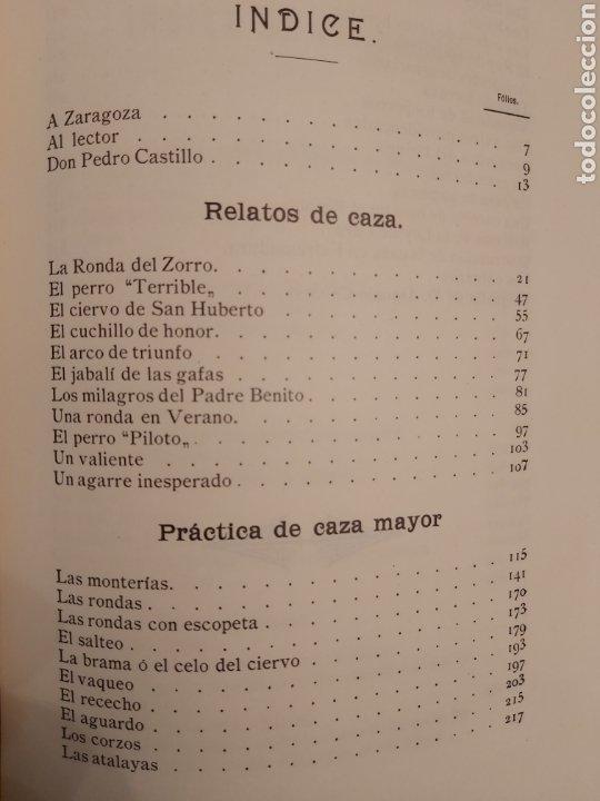 Libros de segunda mano: NARRACIONES DE UN MONTERO. ANTONIO COVARSI 1985. EDICIÓN FACSIMIL - Foto 5 - 186449088