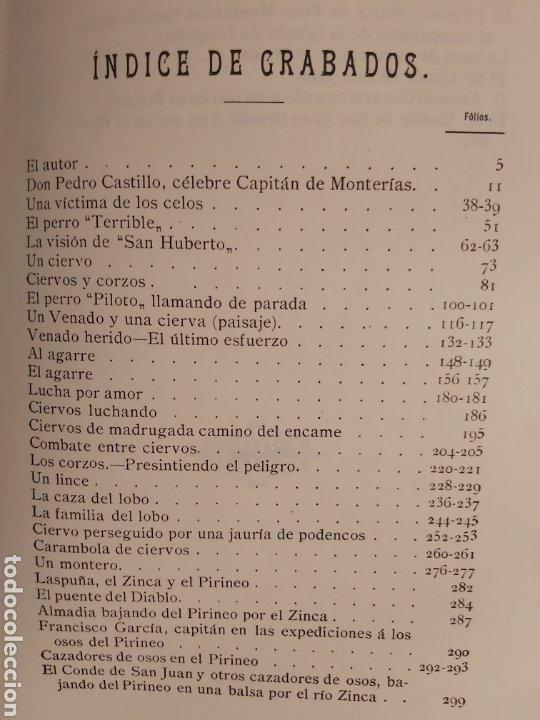 Libros de segunda mano: NARRACIONES DE UN MONTERO. ANTONIO COVARSI 1985. EDICIÓN FACSIMIL - Foto 8 - 186449088