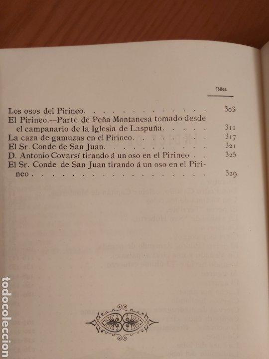 Libros de segunda mano: NARRACIONES DE UN MONTERO. ANTONIO COVARSI 1985. EDICIÓN FACSIMIL - Foto 9 - 186449088