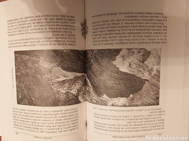 Libros de segunda mano: NARRACIONES DE UN MONTERO. ANTONIO COVARSI 1985. EDICIÓN FACSIMIL - Foto 11 - 186449088