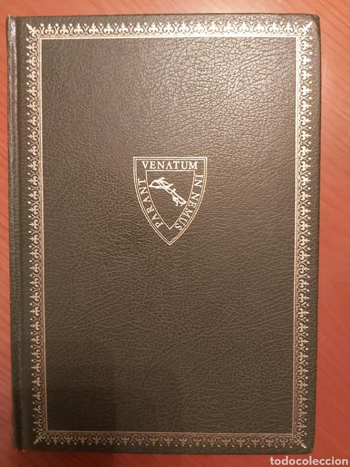 NARRACIONES DE UN MONTERO. ANTONIO COVARSI 1985. EDICIÓN FACSIMIL (Libros de Segunda Mano - Bellas artes, ocio y coleccionismo - Otros)