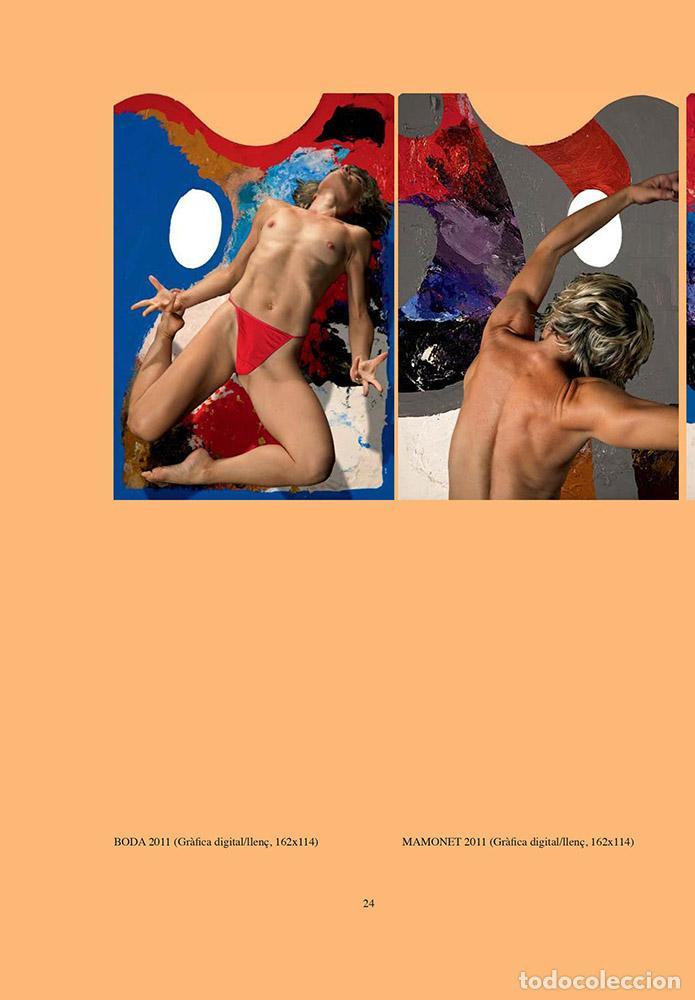 Libros de segunda mano: ANTONI MIRÓ EL VUELO DEL GATO EXPOS ITINERANTE CENTRO CULTURAL JOSÉ E RODÓ SANTA LUCÍA URUGUAY 2015 - Foto 15 - 186449095
