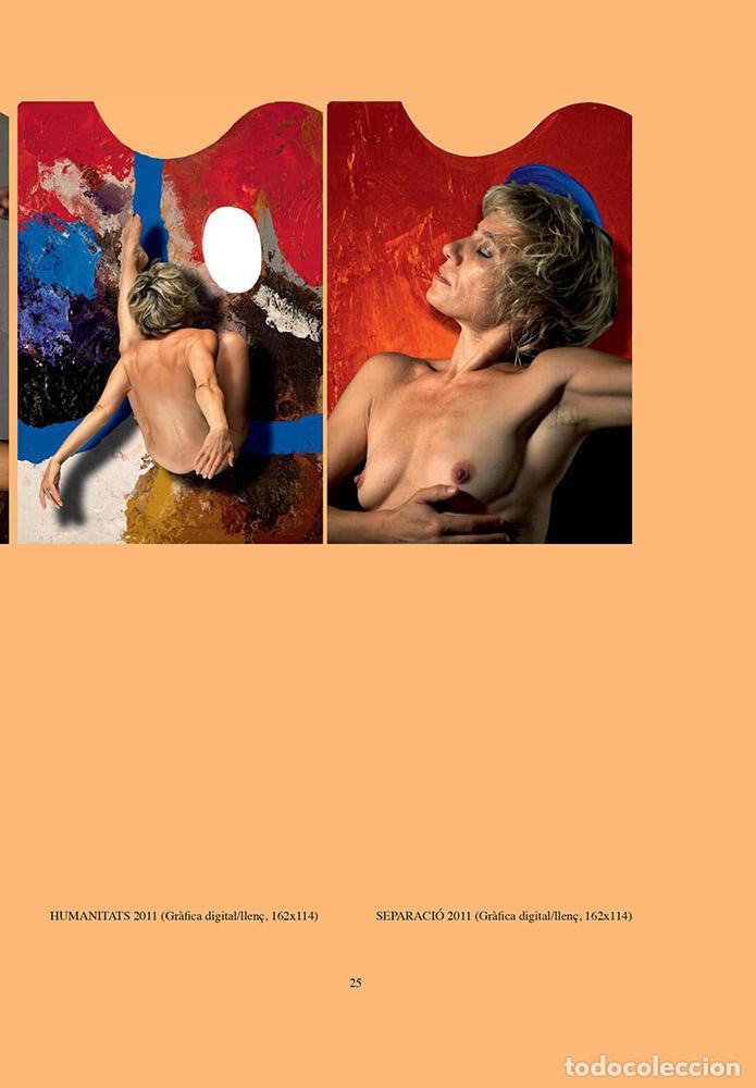 Libros de segunda mano: ANTONI MIRÓ EL VUELO DEL GATO EXPOS ITINERANTE CENTRO CULTURAL JOSÉ E RODÓ SANTA LUCÍA URUGUAY 2015 - Foto 16 - 186449095
