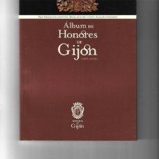 Libros de segunda mano: ÁLBUM DE HONORES DE GIJÓN. Lote 186454067