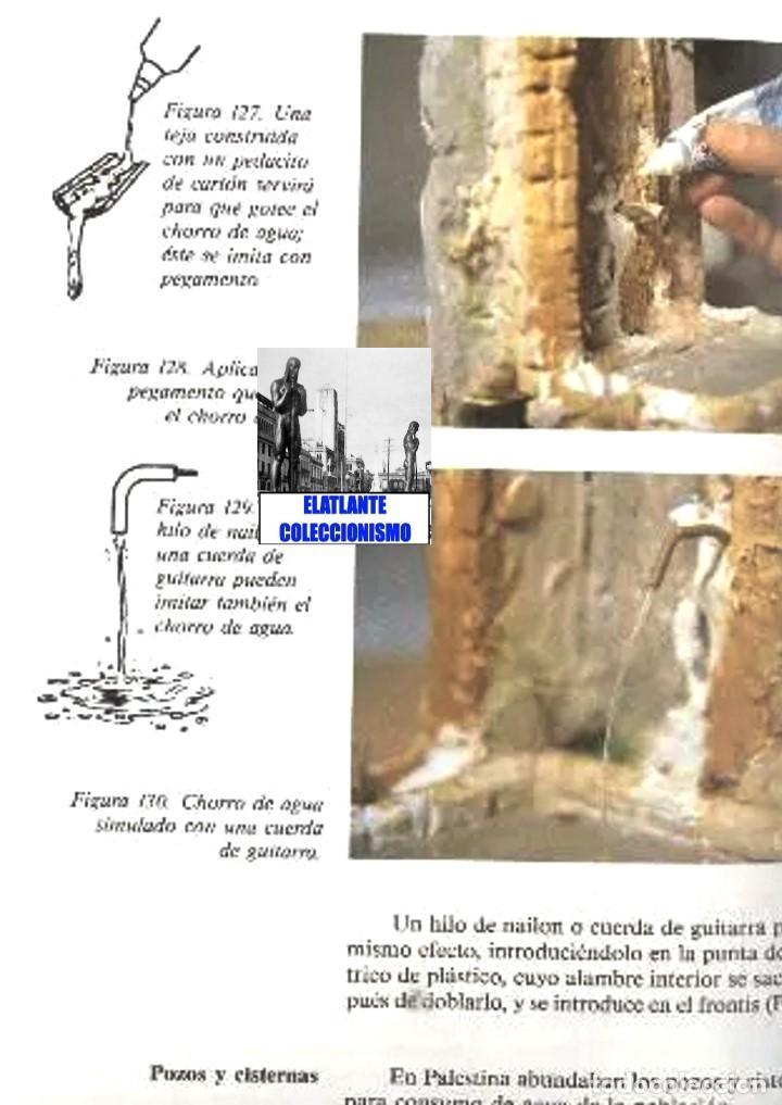 Libros de segunda mano: EL BELÉN TRADICIONAL - HISTORIA, CLASES DE BELENES, CONCEPCIÓN REALIZACIÓN DE PROYECTOS - M. VELASCO - Foto 13 - 186455318
