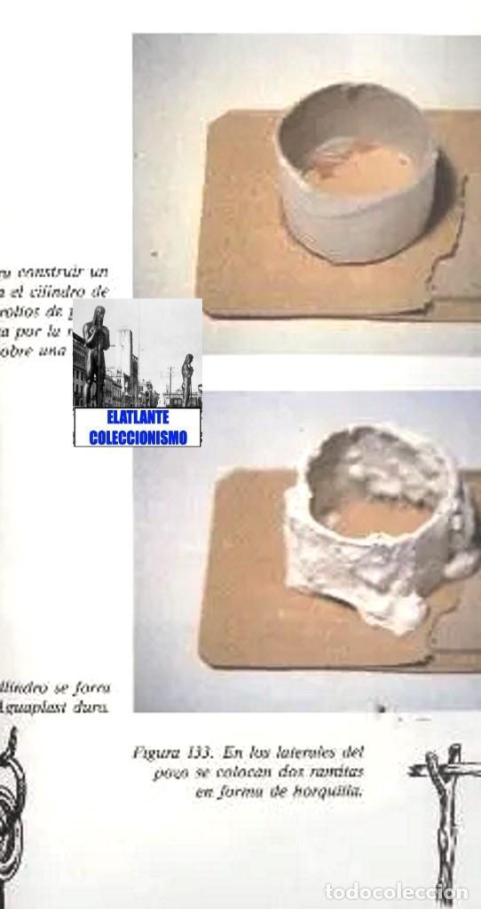 Libros de segunda mano: EL BELÉN TRADICIONAL - HISTORIA, CLASES DE BELENES, CONCEPCIÓN REALIZACIÓN DE PROYECTOS - M. VELASCO - Foto 14 - 186455318