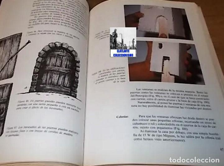 Libros de segunda mano: EL BELÉN TRADICIONAL - HISTORIA, CLASES DE BELENES, CONCEPCIÓN REALIZACIÓN DE PROYECTOS - M. VELASCO - Foto 16 - 186455318