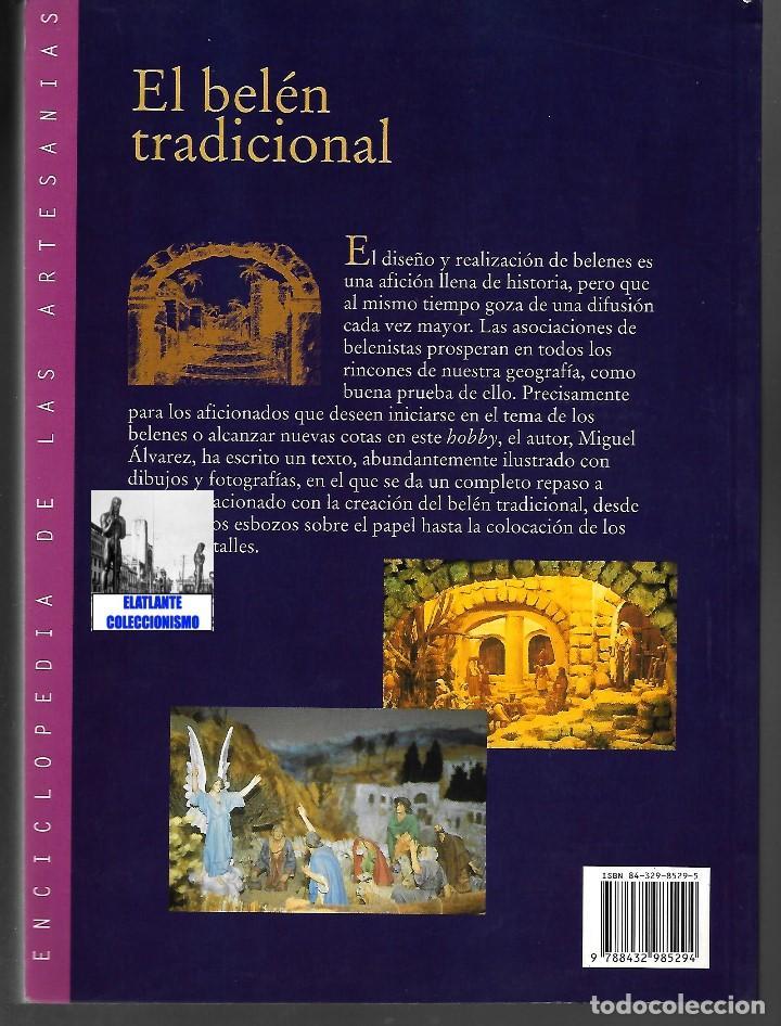 Libros de segunda mano: EL BELÉN TRADICIONAL - HISTORIA, CLASES DE BELENES, CONCEPCIÓN REALIZACIÓN DE PROYECTOS - M. VELASCO - Foto 17 - 186455318
