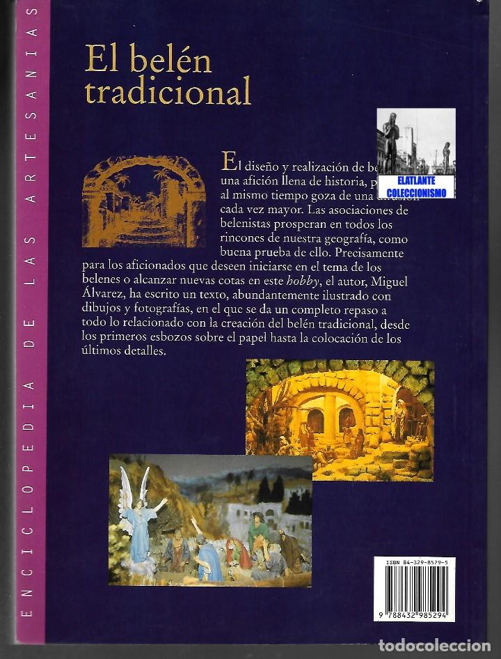 Libros de segunda mano: EL BELÉN TRADICIONAL - HISTORIA, CLASES DE BELENES, CONCEPCIÓN REALIZACIÓN DE PROYECTOS - M. VELASCO - Foto 18 - 186455318
