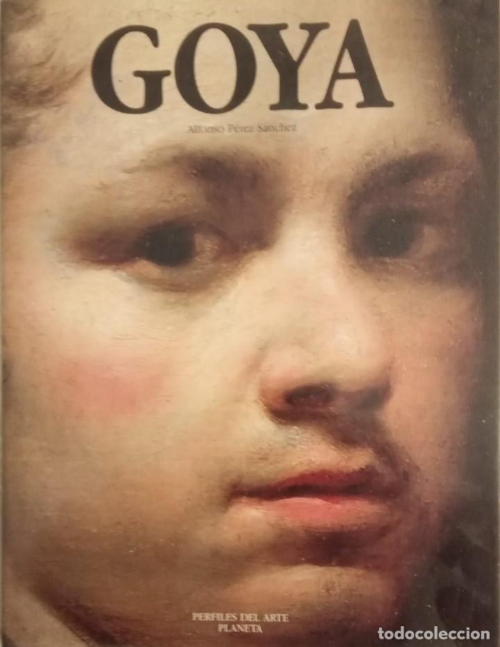 GOYA - ALFONSO PÉREZ SÁNCHEZ (1990) (Libros de Segunda Mano - Bellas artes, ocio y coleccionismo - Otros)