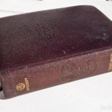 Libros de segunda mano: OBRAS COMPLETAS, DUQUE DE RIVAS. AGUILAR, 1956. Lote 187208233